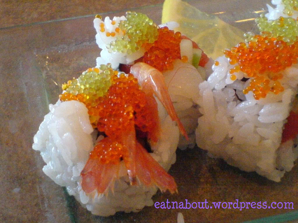 Ichiro Japanese Restaurant: Steveston Roll
