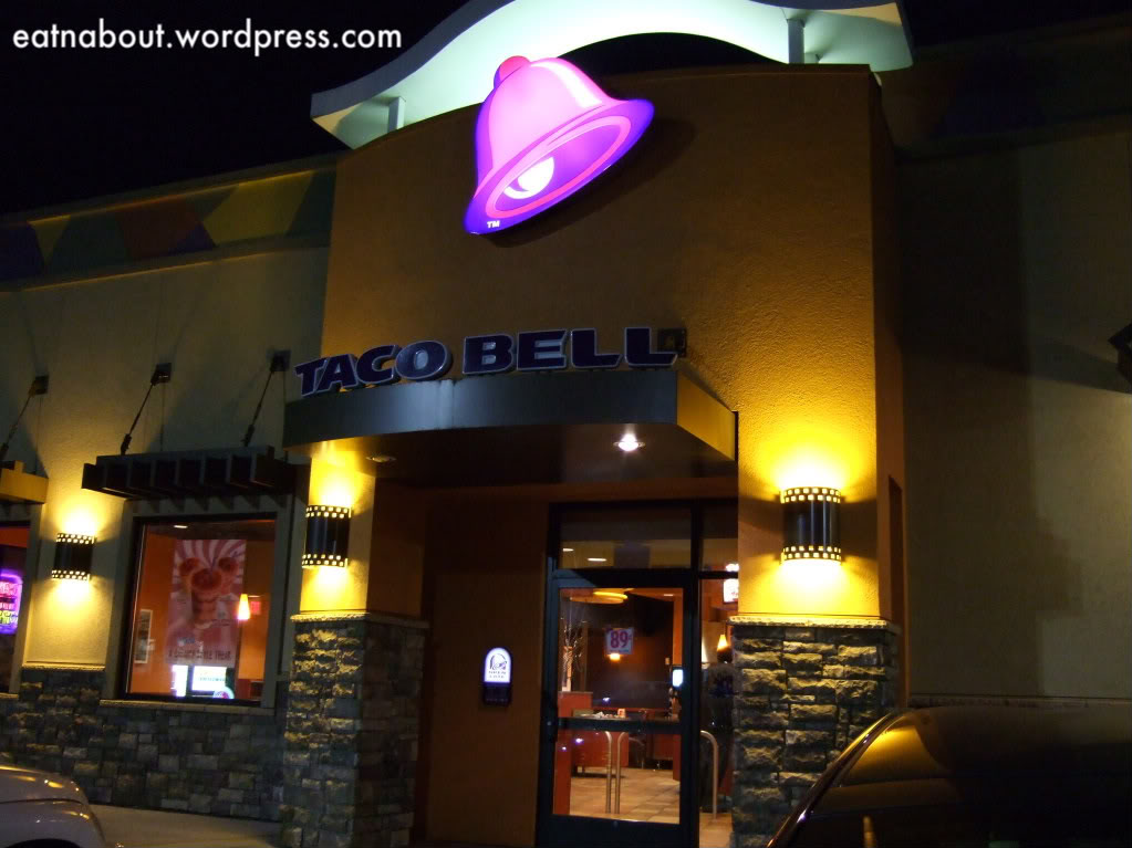 Review: Taco Bell Bacon Cheddar Gordita Crunch and ...