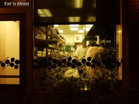 Currant American Brasserie exterior