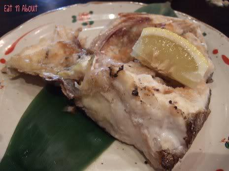 Guu aberdeen eat 39 n about for Salt fish head
