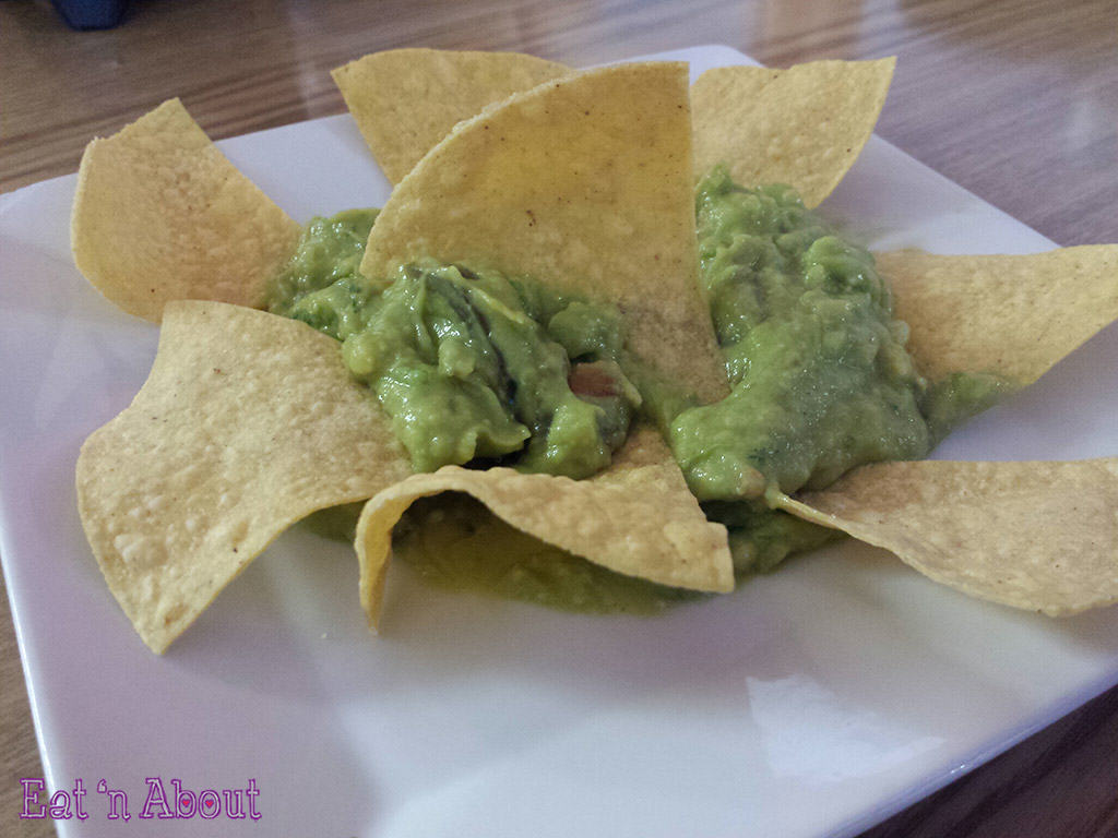 Taqueria Guacamole Recipes — Dishmaps