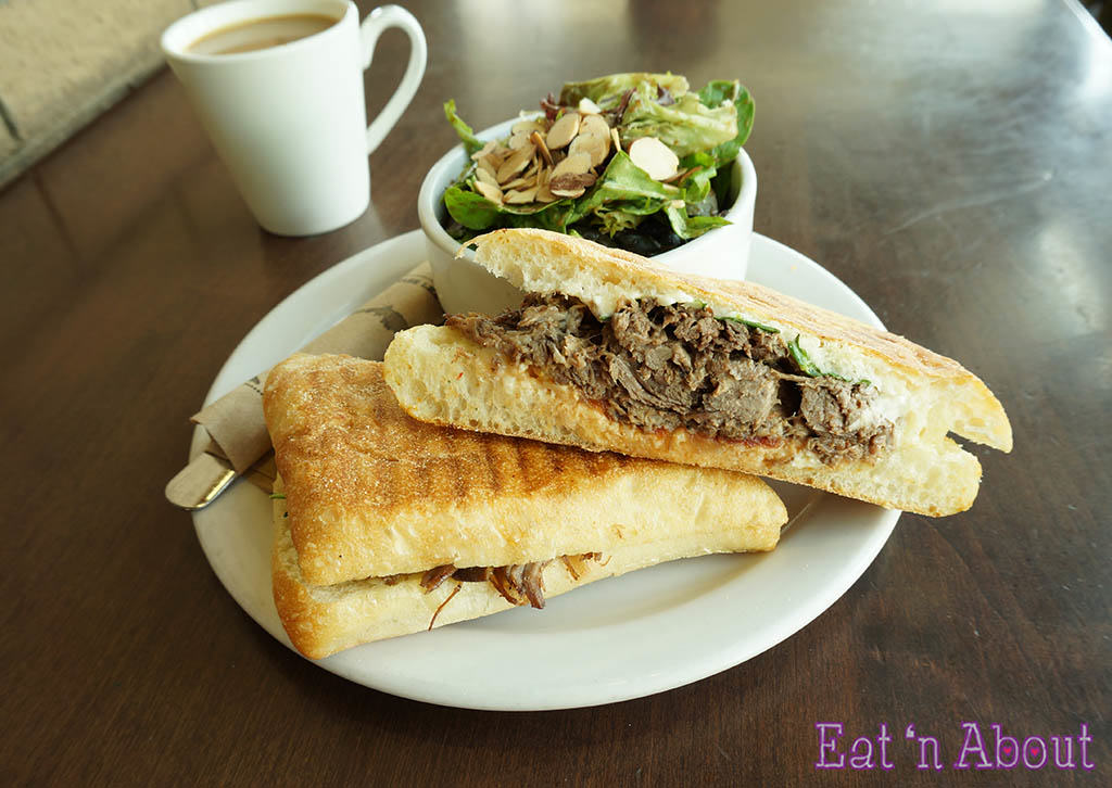 JJ Bean - Stout Braised Beef Sandwich
