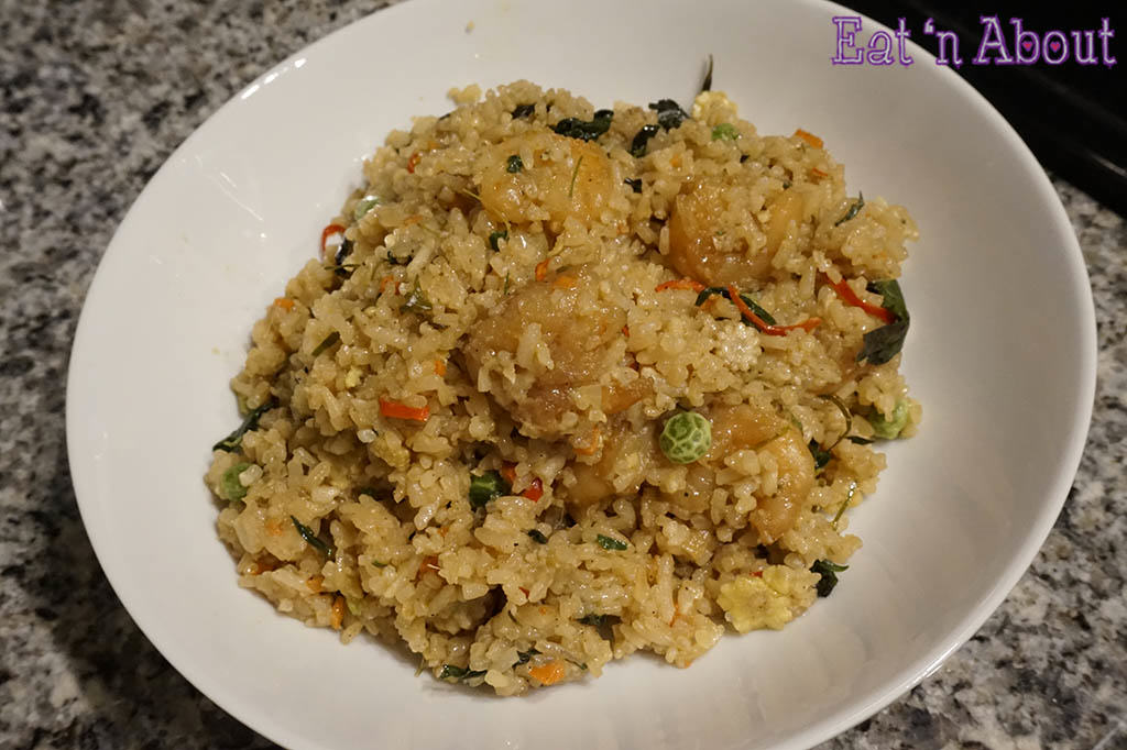 ... fried rice ready in 14 minutes chefdehome com spicy shrimp fried rice